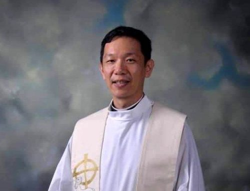 Christmas and New Year Message from the Rector