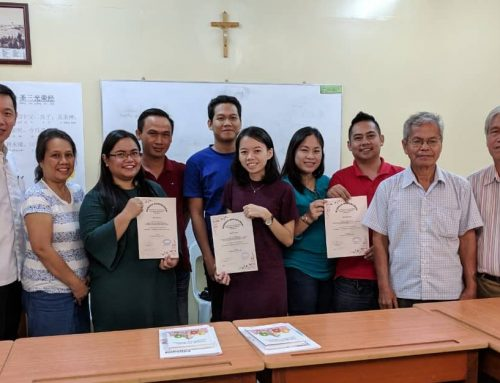 New SMART LOVING ENGAGED Programme in BM launched