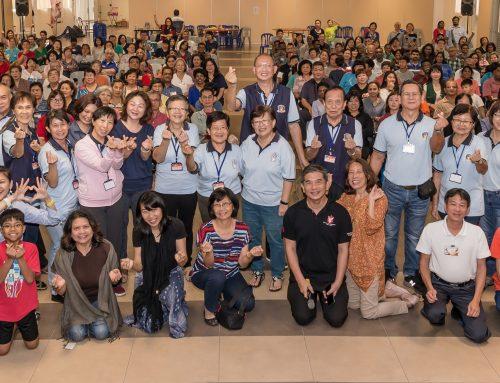 EMMAUS Community answers call to conduct HoF seminars in Kuala Lumpur