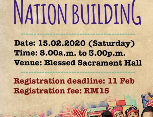 SEMINAR ON NATION BUILDING: Creating a brighter future for our children in Malaysia