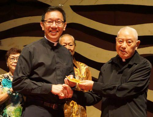 Farewell, Fr Felix Au…