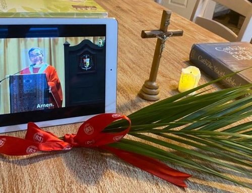 A Palm Sunday Reflection