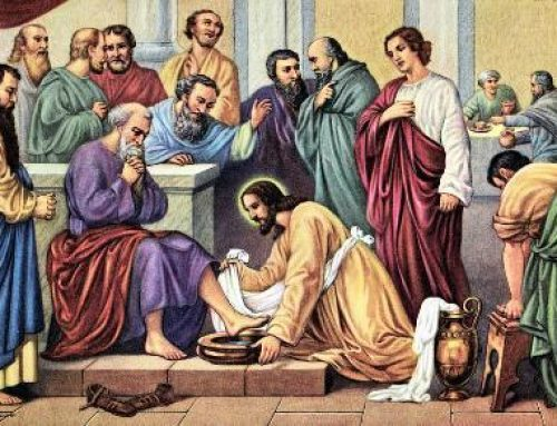 EASTER TRIDUUM: HOLY THURSDAY
