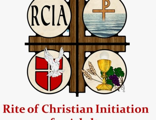 Registration for RCIA Online Class 2021